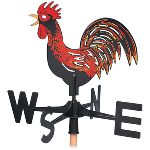 weathervane-rooster-germany