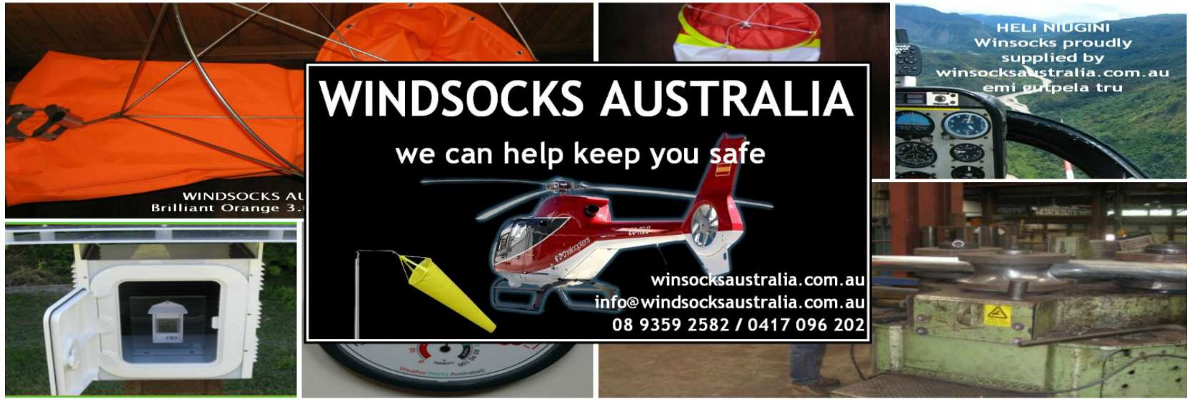 Windsocks Australia